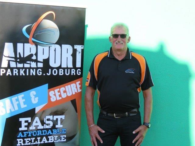 Johan Du Plessis – Senior Driver