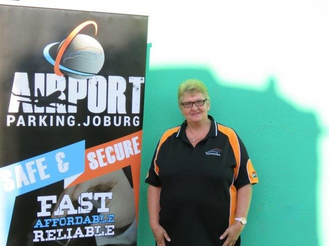 Gerda Du Plessis – Office Manager