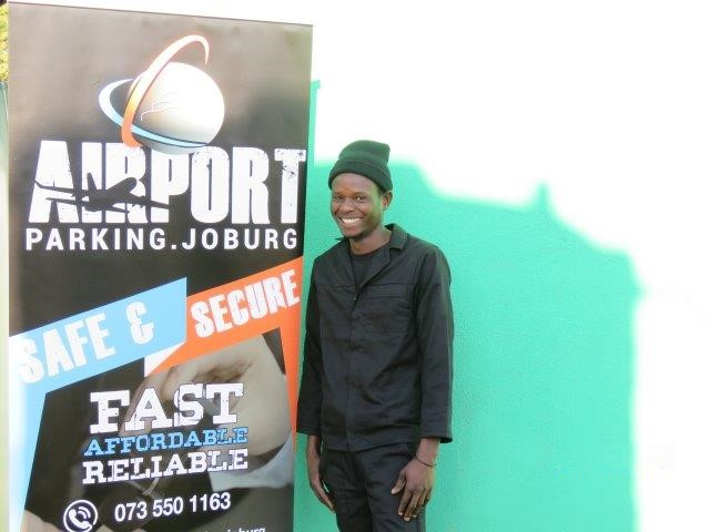 Emmanuel Sibanda – Wash bay Operator