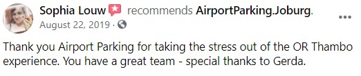 Airport Parking Review 16