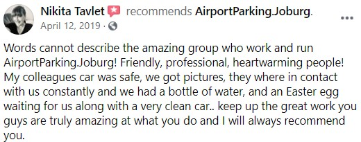 Airport Parking Review 19