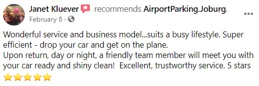 Airport Parking Review 2