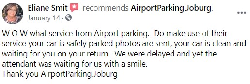 Airport Parking Review 5