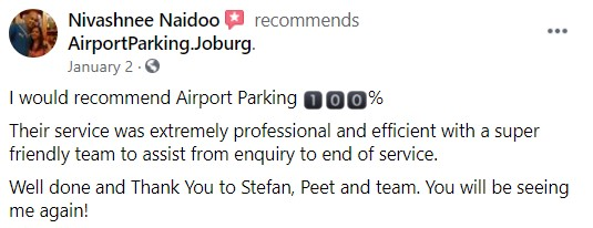 Airport Parking Review 6